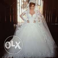 new wedding dress for sale from France