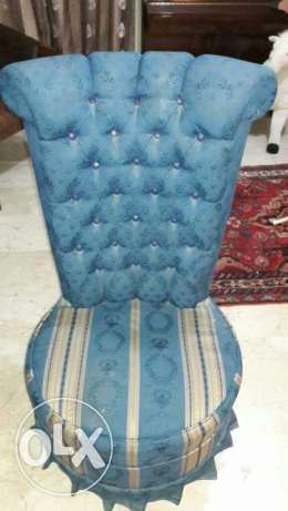 Set of 2 Classical couch