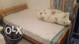 Bed 120cm