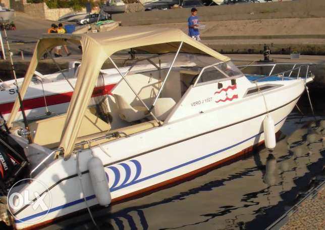 6.5m Boat with Trailer for Sale