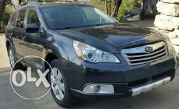 Subaru Outback Limited 2010