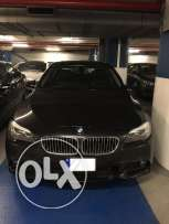BMW 528, 2011, Look M5, Excellent condition, Dark Gray.