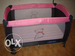 Baby Park for Sleeping and Playing with Mattress