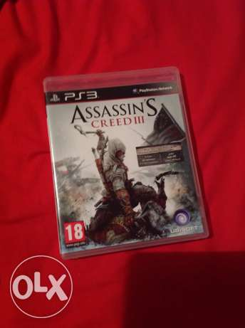 New Bought Assassin's Creed 3