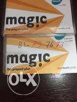 golden number mtc touch recharge for sale