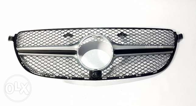 Mercedes Radiator Grille For GLE Coupe W292 63 AMG كلندر مرسيدس