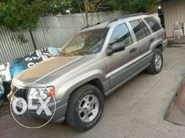 Jeep grand cherokee 2000 full 6 cylindre laredo