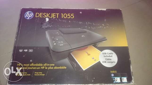 HP printer Diskjet 1055
