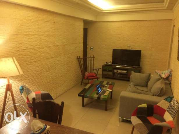 1-Bedroom Apartment, Ain Mraisse, شقة عين المريسة