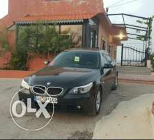 BMW 525i sport package