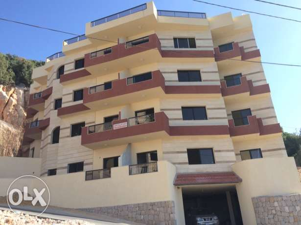 Good deal-apartment new for Sale in Achkout 158 m كسروان -  1