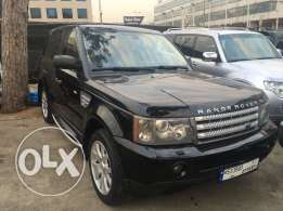 Range Rover Sport HSE 2006 Black in Excellent Condition