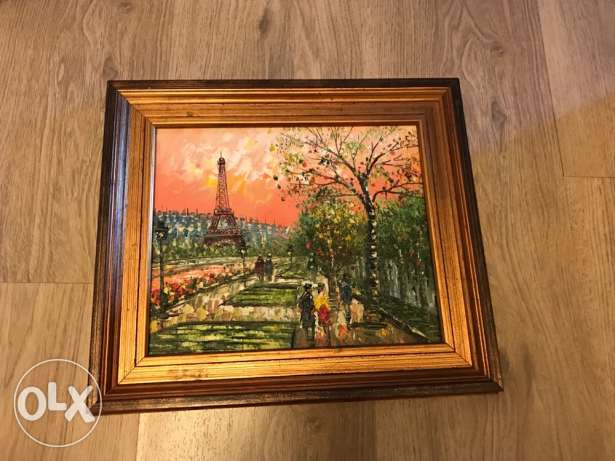 Paintings for home decoration