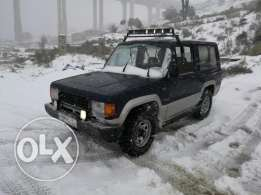 Isuzu trooper 1988