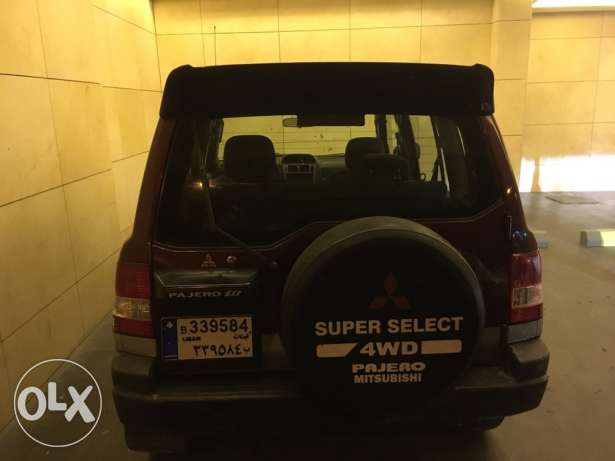 MitsubishiPajero i10 for Sale, In a great condition, owned by a Doctor سوديكو -  1