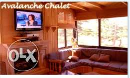 Avalanche Chalets - Chalets for Rent at Cedars