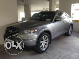 Infiniti Fx 35 technology full 6 cylindres grey black
