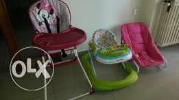 Baby items to sale -> Cause Moving Abroad