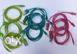 cable iphone 6 & 7 120pcs bas bi 100,000LL