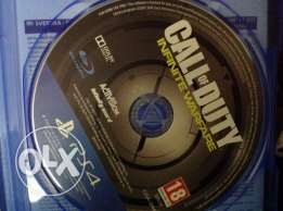 call of duty and wwe for trade