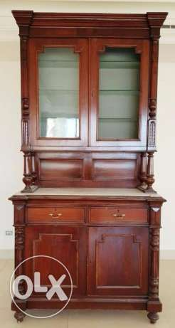 Antique dinning room buffet