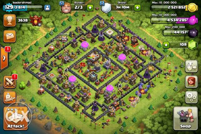 clash of clans and clash royale دكوانة -  2