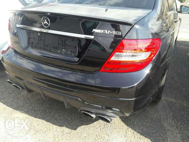 Mercedes-Benz C63 AMG For Sale