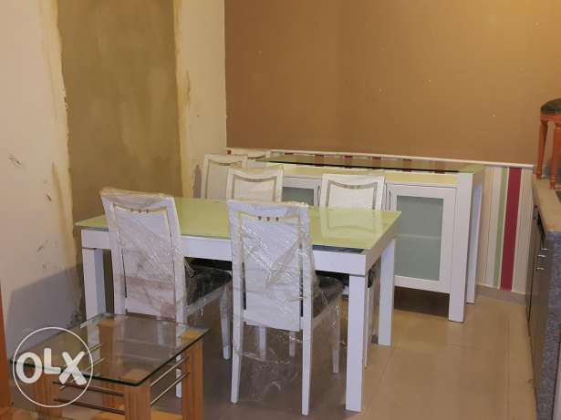 Dining room white