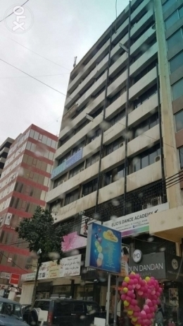 110 sqm office/ clinic in Jdeideh bauchrieh