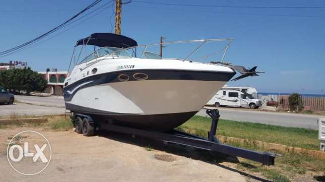 For Sale Boat Crowline year 2002 CR262 EXCELLENT CONDITION