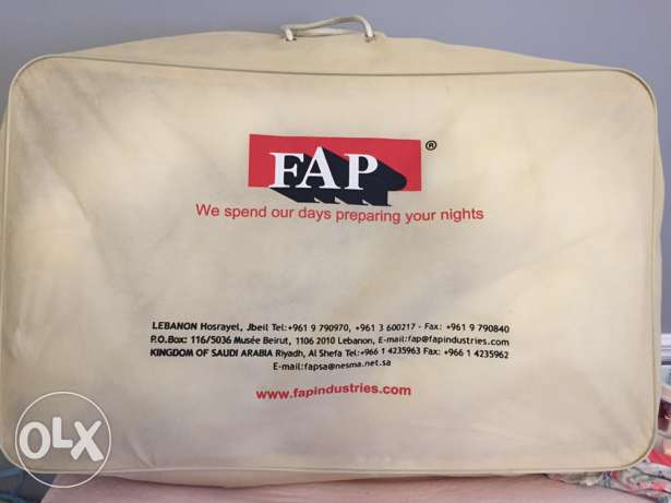 FAP Pillow snuggle up for pregnancy