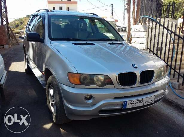 BMW X5 very clean عاليه -  1
