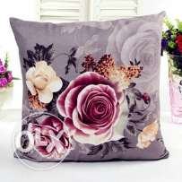 3pillows cases طقم ٣ وجوه مخدات مخمل Free Delivery
