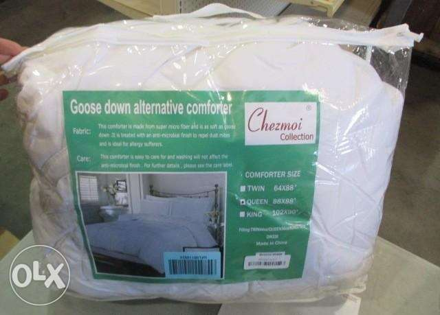 Chezmoi Collection Filled Goose Down Comforter