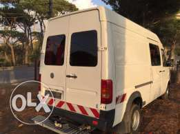 VW LT 46 Double Gente Model 2000