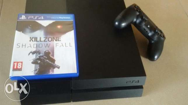 ps4 like new