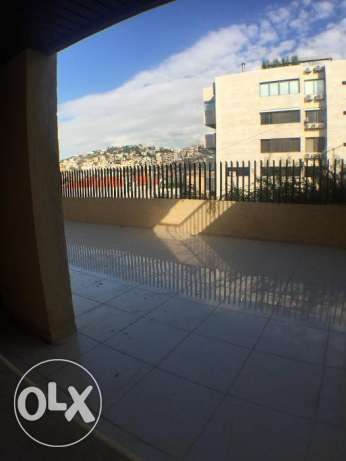 Bsalim- Apartment + 130sqm private terrace المتن -  6