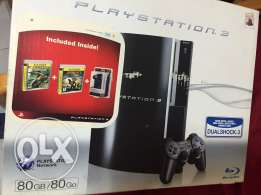 Play station 3 80gb