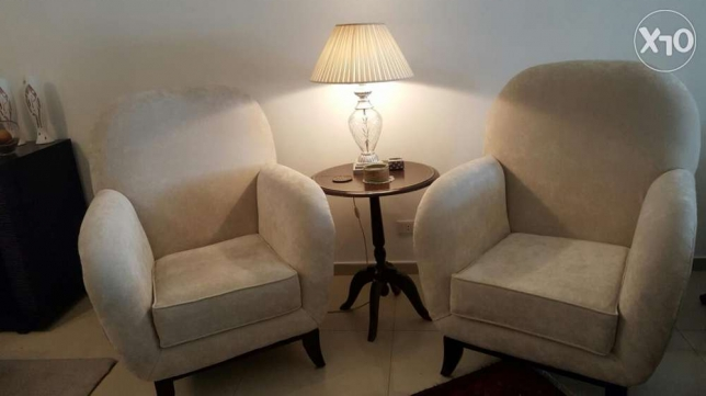 Armchairs/bergers NEW