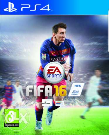 Call of duty & Fifa 16 عرمون -  2