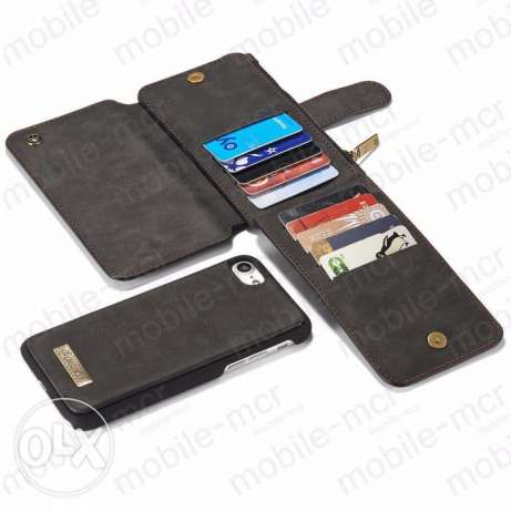 Flip Wallet Case Cover For Samsung S7 edge , IPhone6 , Iphone6 plus