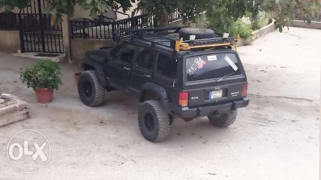 Jeep Cherokee For Sale 7,000$