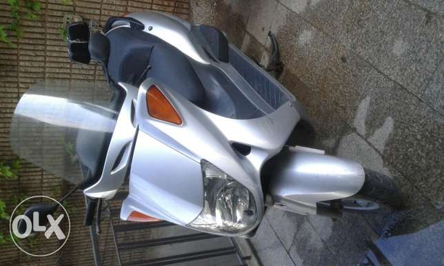 Motorcycle Forsight 125 cc