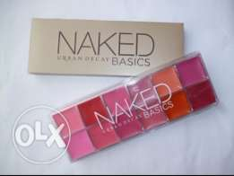 NAKED Basics LIP Palette 12 Color