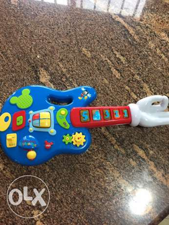 guitar micky mouse