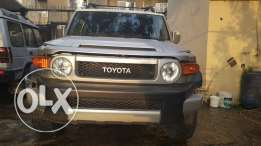 Fj cruiser 2008 for sale in a good condition imported from Canada