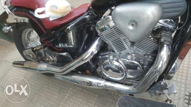 Motorcycle steed 400cc