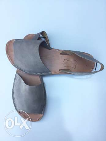 Pre-Owned leather Sandals مار نقولا -  2