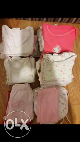 cloths for new baby girl