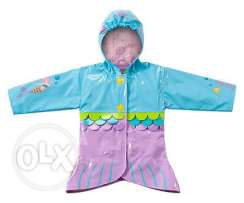 Mermaid Rain Coat